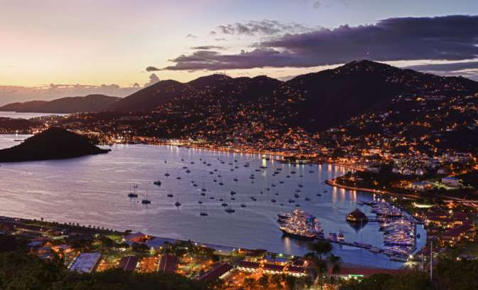 Haven van Charlotte Amalie
